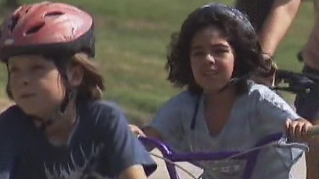Safe Kids Austin: Teaching kids to ride a bike