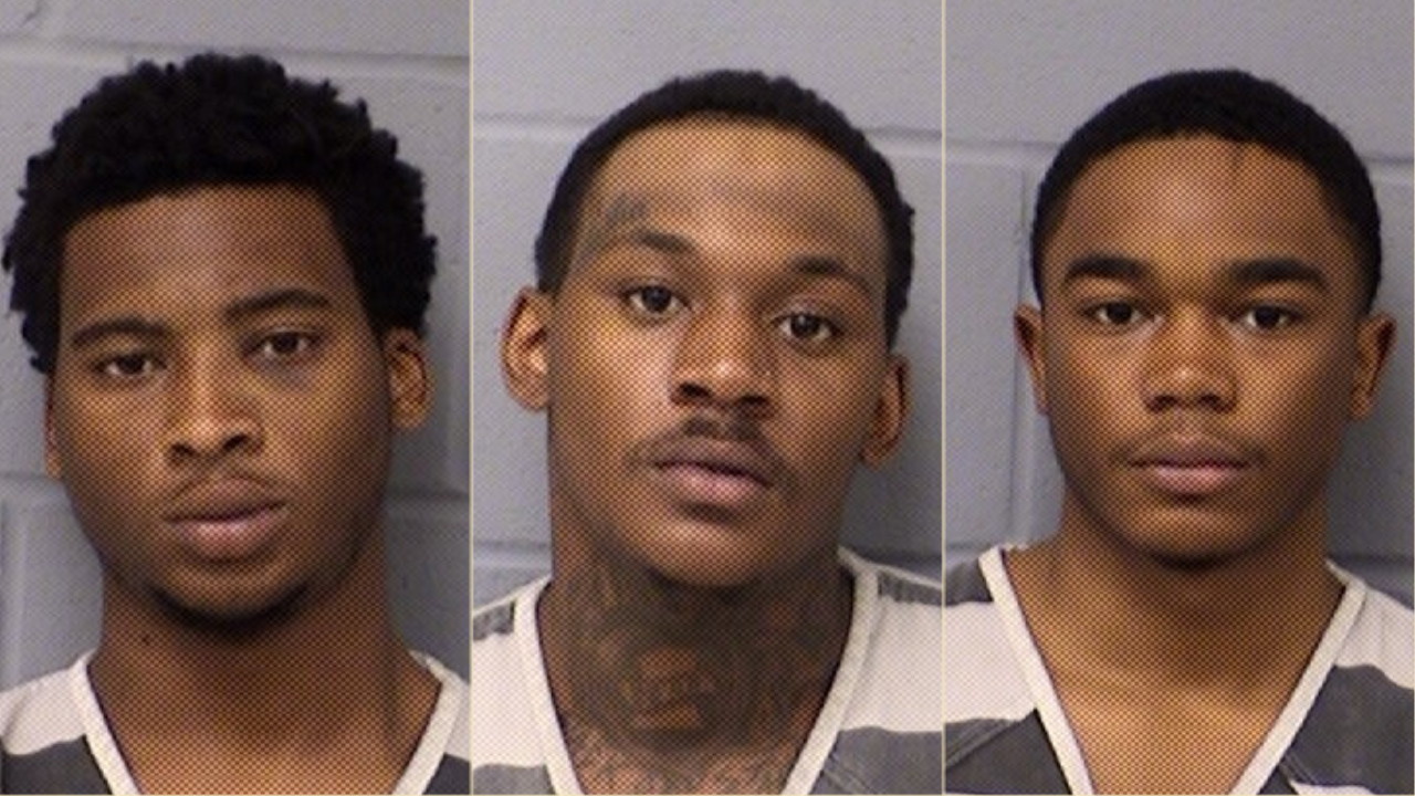 3 Houston men face federal charges in connection with North Austin ...